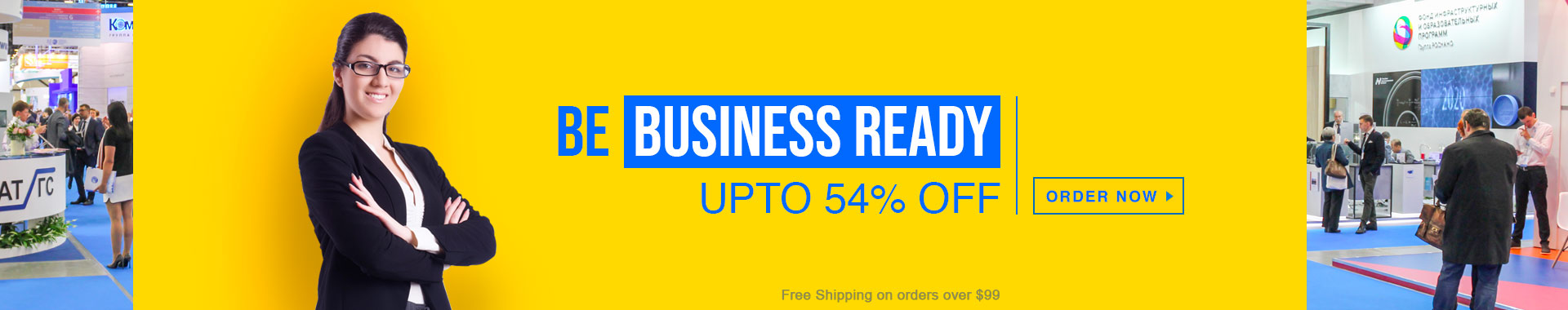 Be Business Ready - Up to 54% Off