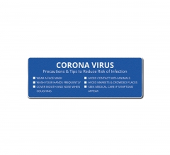 Precaution Compliance Signs