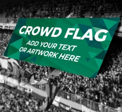 Crowd Flags