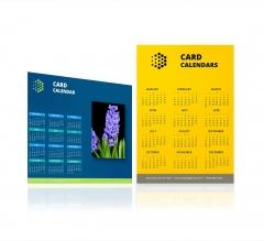 Card Calendars