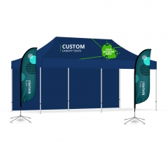 Display Package for 20ft x 10ft Trade Show Booth