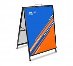 Metal A Frame Signs