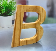 Pinewood Letters and Numbers