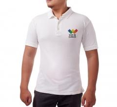 Custom Polo Shirt - Embroidered