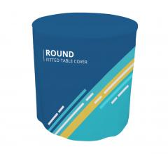 Round Fitted Table Covers