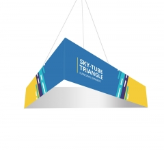 Sky Tube Triangle Hanging Banners