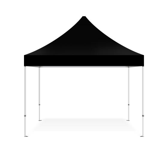 Black Canopy Tents
