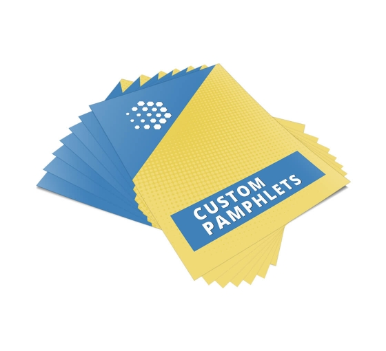 Custom Pamphlets