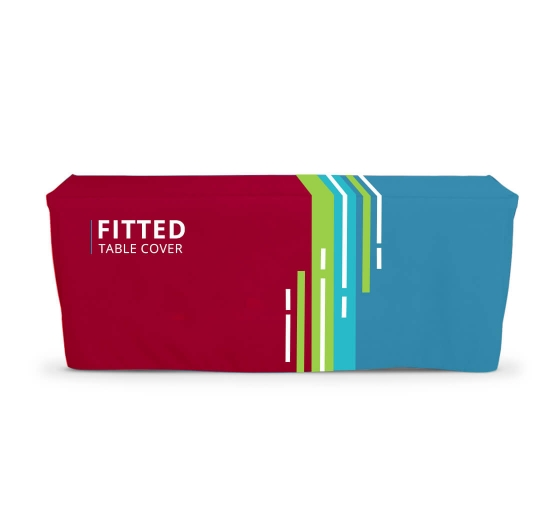 Fitted Table Covers - 4 Sided
