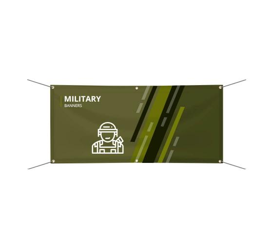 Military Banners