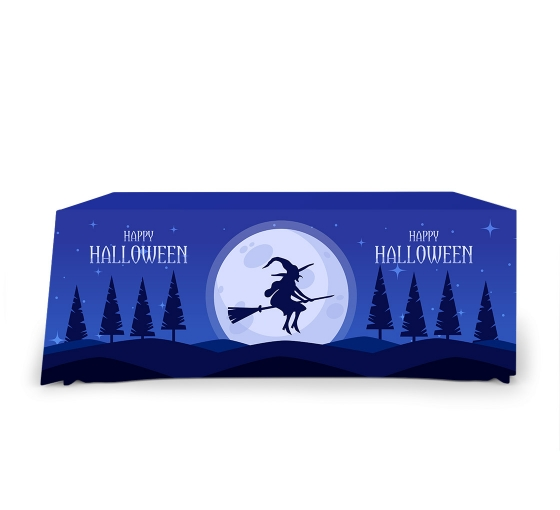 Halloween Premium Full Color Table Covers & Throws