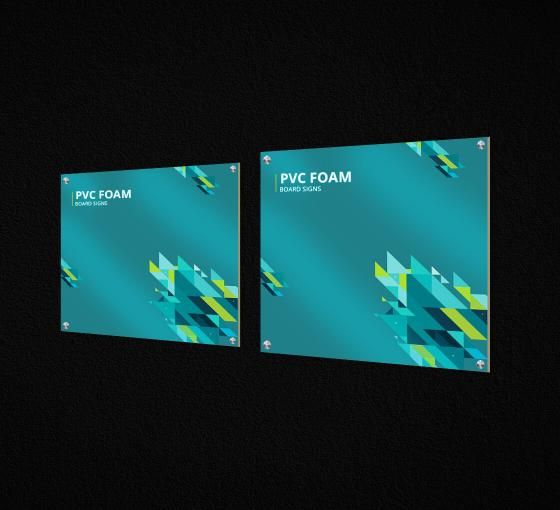 Reflective PVC Foam Board Signs