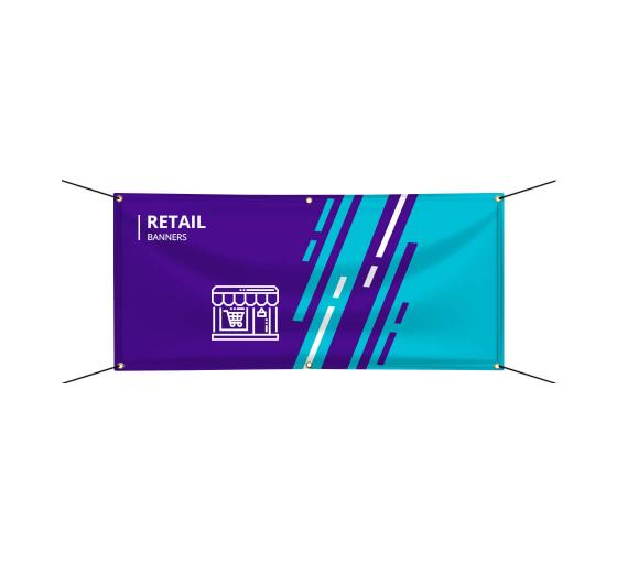 Retail Banners