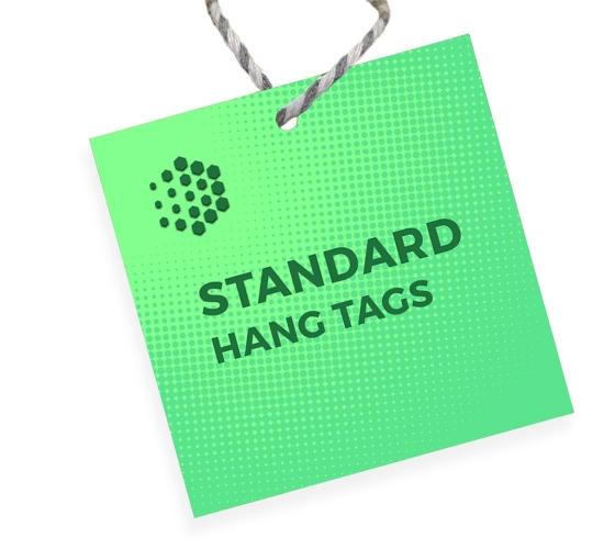 Standard Hang Tags