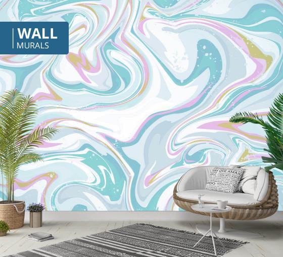 Wall Murals - Canvas