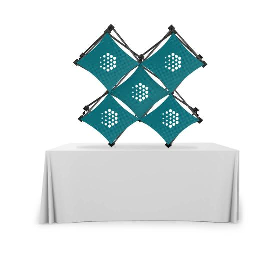 X Micro GeoMetrix Table Top Display