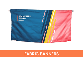 Cloth Fabric Banners