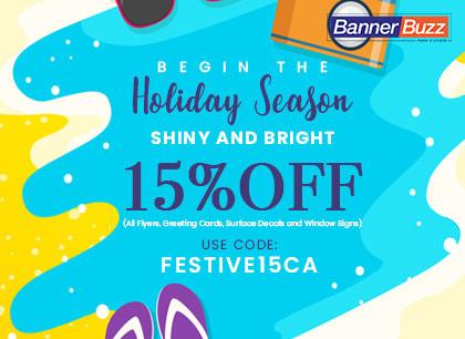 Holiday season Offer!