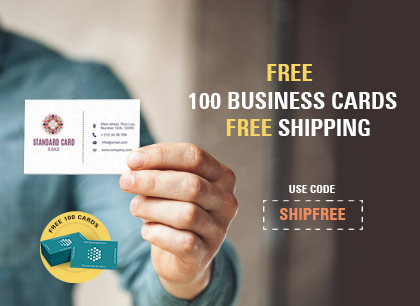 Free Biz Cards Campaign